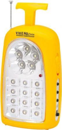 Радиоприемник Сигнал VIKEND CRUISE желтый