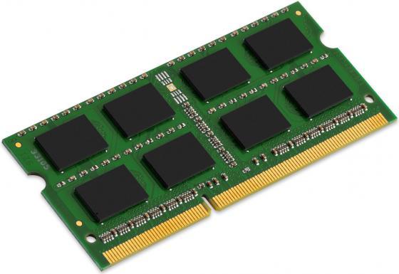 Оперативная память для ноутбука 4Gb (1x4Gb) PC3-10660 1333MHz DDR3 SO-DIMM CL9 Kingston KCP313SS8/4 оперативная память для ноутбуков so ddr3 2gb pc10600 1333mhz kingston kvr13s9s6 2 cl9