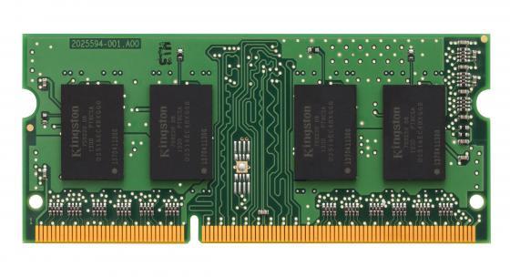 Оперативная память 4Gb (1x4Gb) PC3-12800 1600MHz DDR3 DIMM Kingston KCP316SS8/4 оперативная память 4gb pc3 12800 1600mhz ddr3 dimm ncp