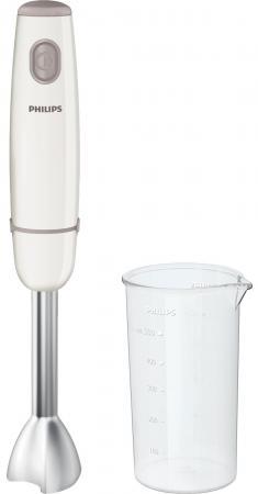 Блендер погружной Philips HR1604/00 550Вт белый блендер погружной philips hr1626 00 650вт белый красный