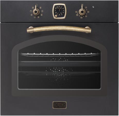 Электрический шкаф Korting OKB 481 CRN черный