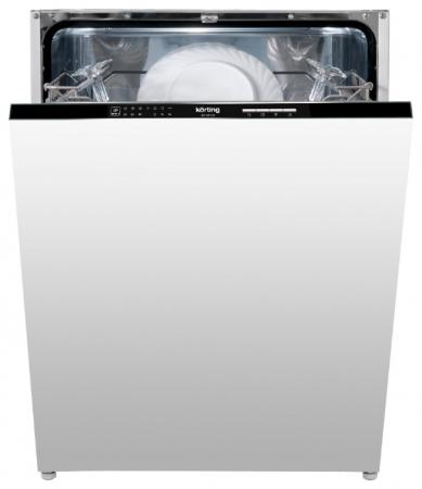 Посудомоечная машина Korting KDI 60130 белый посудомоечная машина korting kdi 45130 белый
