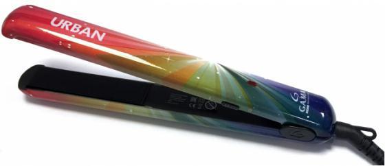 Щипцы GA.MA P21 Urban Rainbow 40Вт разноцветный щипцы ga ma attiva digital p21 cp9dto