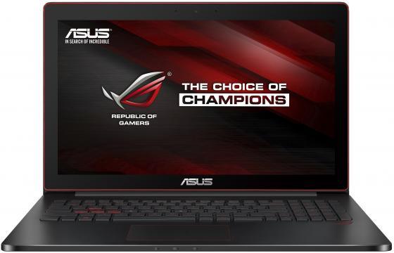 Ноутбук ASUS G501Vw 15.6 1920x1080 Intel Core i7-6700HQ 1 Tb 8Gb nVidia GeForce GTX 960M 2048 Мб черный Windows 10 Home 90NB0AU3-M01950 ноутбук asus k501uq dm036t 15 6 1920x1080 intel core i5 6200u 1 tb 8gb nvidia geforce gtx 940mx 2048 мб серый windows 10 home 90nb0bp2 m00470