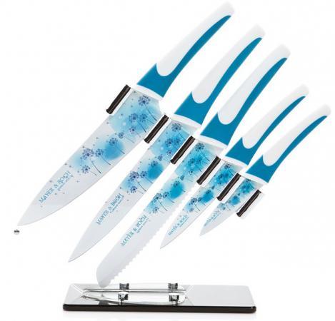 Набор ножей Mayer&Boch 20720 6 предметов на подставке