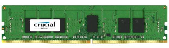 Оперативная память 4Gb PC4-17000 2133MHz DDR4 DIMM Crucial CT4G4WFS8213 оперативная память 4gb pc4 17000 2133mhz ddr4 dimm foxline fl2133d4u15 4g
