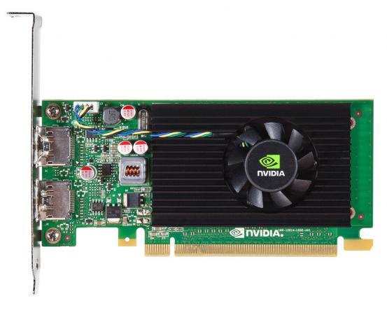 Видеокарта PNY Quadro NVS 310 VCNVS310DP-1GBBLK-1 PCI-E 1024Mb GDDR3 64 Bit OEM видеокарта pny quadro nvs 810 nvs 810 pci e 4096mb gddr3 128 bit retail