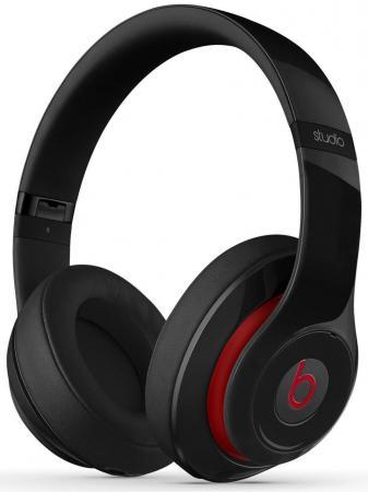 Наушники Apple Beats Studio Over-Ear Headphones черный MH792ZE/A наушники apple urbeats in ear headphones розовый mllh2ze a