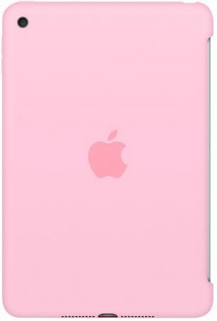 Чехол Apple Silicone Case для iPad mini 4 розовый MM3L2ZM/A lab c slim fit case чехол для apple ipad mini 4 red