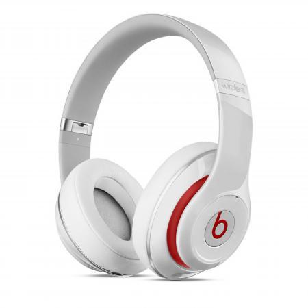 Bluetooth-гарнитура Apple Beats Studio Over-Ear Headphones белый MH7E2ZE/A стоимость