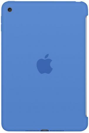 Чехол Apple Silicone Case для iPad mini 4 синий MM3M2ZM/A lab c slim fit case чехол для apple ipad mini 4 red