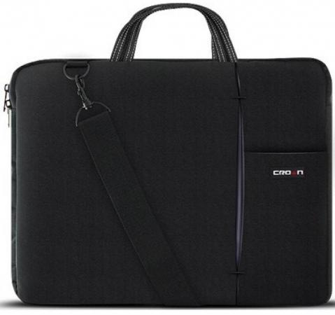 Сумка для ноутбука 15.6 Crown CMB-436 синтетика черный сумка для ноутбука 17 crown cmb 558 синтетика черный
