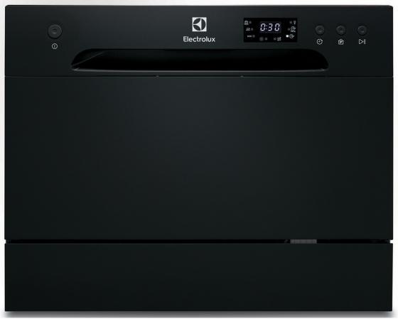 лучшая цена Посудомоечная машина Electrolux ESF2400OK чёрный