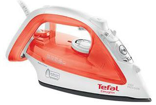лучшая цена Утюг Tefal FV3912E0 2200Вт красный/белый