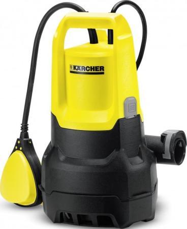 Насос погружной Karcher SP 3 Dirt 7 куб. м/час 350 Вт 1.645-502.0 насос погружной karcher sp 3 dirt 350вт 7000л ч
