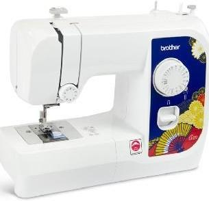 Швейная машина Brother G20 белый швейная машина brother vitrage m 77 4977766749640