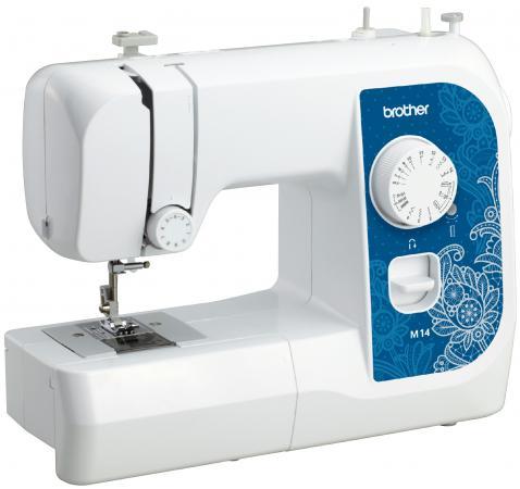 Швейная машина Brother M14 белый швейная машина brother m14