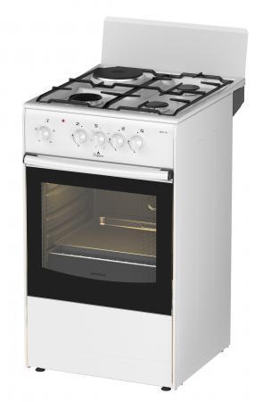 Комбинированная плита Darina 1A KM341 321W белый donolux подвесная люстра donolux firenze s110218 6