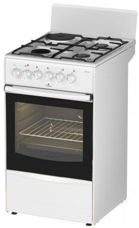 Комбинированная плита Darina 1A KM341 322 W белый