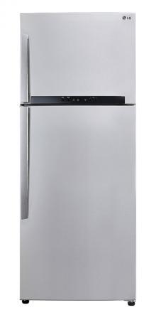 Холодильник LG GC-M502HMHL серебристый lg gc m40bscvm