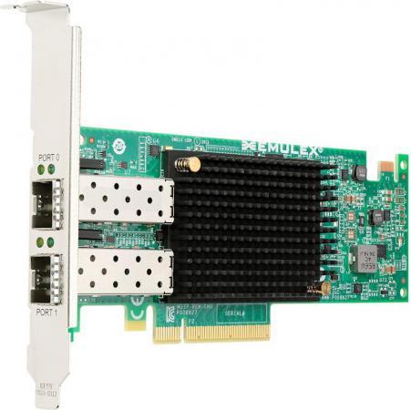 Адаптер Lenovo Emulex VFA5 2x10 GbE SFP+ Adapter and FCoE/iSCSI SW 00JY830 адаптер hpe blc emulex lpe1205