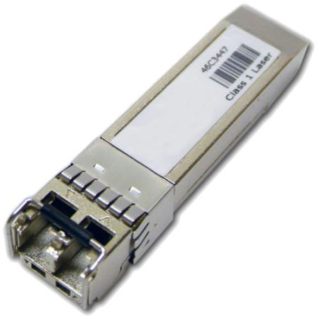 Трансивер Lenovo BNT SFP+ SR 46C3447 трансивер intel ethernet sfp sr optics e10gsfpsr 903239
