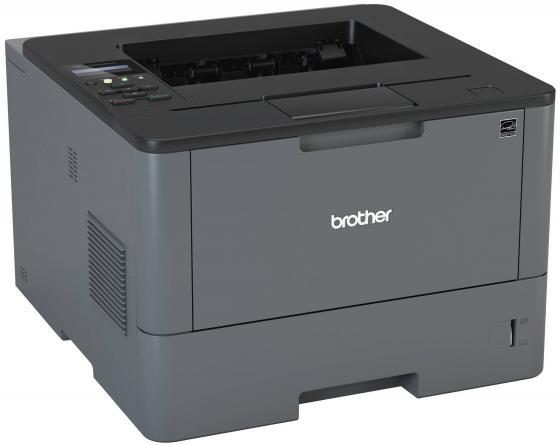 Фото - Принтер Brother HL-L5200DW ч/б A4 40ppm 1200x1200dpi Duplex Ethernet WiFi USB Duplex мфу brother mfc l6800dw ч б a4 46ppm 1200x1200dpi wifi ethernet usb серый mfcl6800dwr1