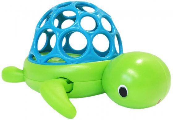 Игрушка для купания для ванны Oball Черепашка 13.2 см 10065 игрушки для ванны пома игрушка для ванны добрый кит