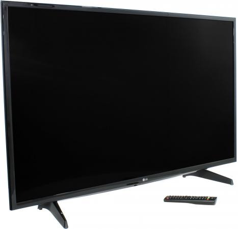 Телевизор 43 LG 43LH513V черный 1920x1080 USB HDMI lg телевизор lg 43lh513v