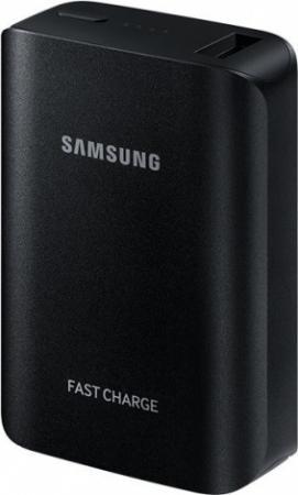 все цены на Портативное зарядное устройство Samsung EB-PG930BBRGRU 5100mAh 2A USB черный онлайн