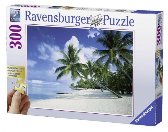 Пазл 300 элементов Ravensburger Бора-Бора, Тихий океан