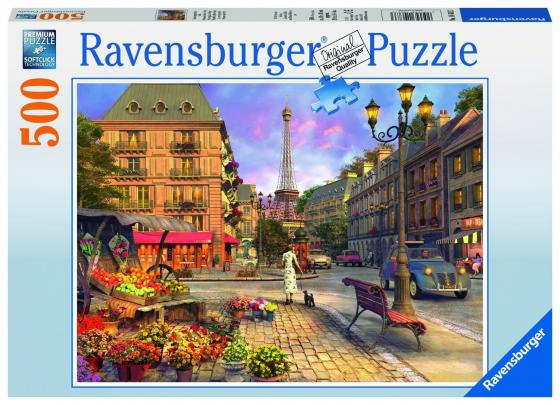 Пазл 500 элементов Ravensburger Вечерняя прогулка