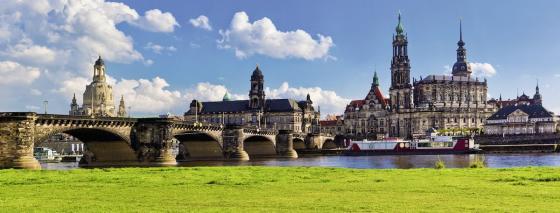 Пазл 1000 элементов Ravensburger Вид Каналетто, Дрезден пазл ravensburger сейшелы 1500 элементов