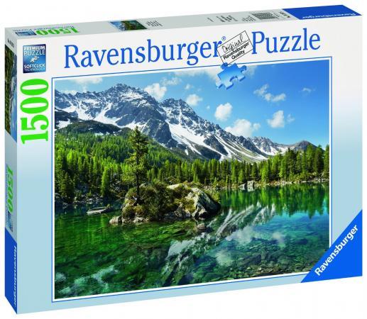 Пазл 1500 элементов Ravensburger Волшебная гора