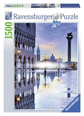 Пазл 1500 элементов Ravensburger Романтическая Венеция 16300