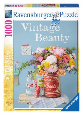 Пазл 1000 элементов Ravensburger Урожай цветов 19505 пазл ravensburger волшебный город 1000 элементов