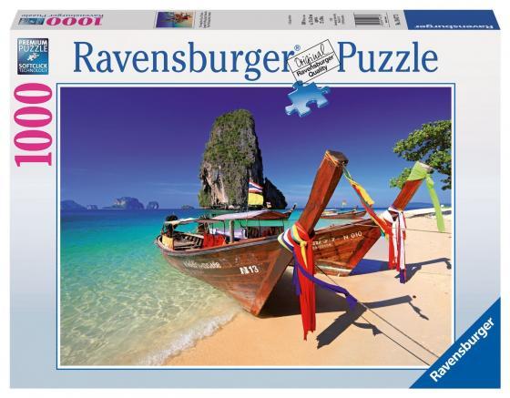 Пазл 1000 элементов Ravensburger Таиланд