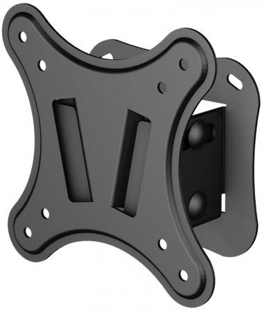 Кронштейн VOBIX VX 2211 B черный 17'' - 22'' VESA 75 х 75, 100 х 100 мм до 20 кг кронштейн vobix vx 2210 b до 20кг