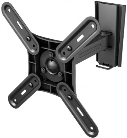Кронштейн VOBIX VX 2613 B черный для ЖК ТВ 17-37  VESA 75х75, 100х100, 100х200, 200х200 мм 15кг sitemap 6 xml
