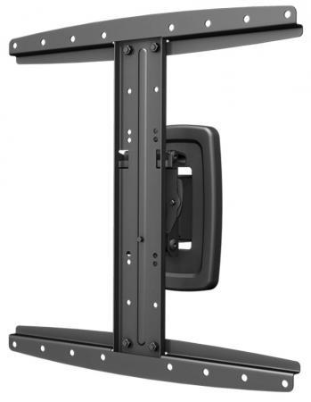 цена на Кронштейн VOBIX VX 5532 B черный для ЖК ТВ 26-55 VESA до 100х100, 200х100, 200х200, 300х300, 400х400 мм 35кг
