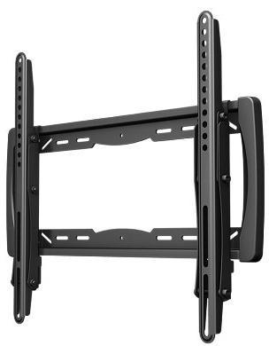 Кронштейн VOBIX VX 5541 B черный для ЖК ТВ 32-63 VESA до 400 х 400 мм 25кг кронштейн для телевизора vobix vx 5541