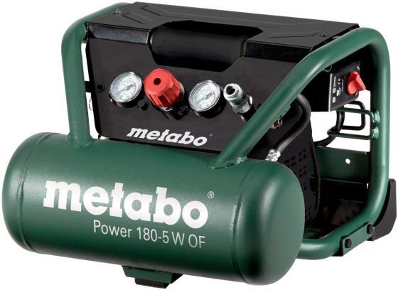 Компрессор Metabo Power 180-5WOF безмасляный поршневой 601531000 компрессор metabo power 280 20 w of 601545000