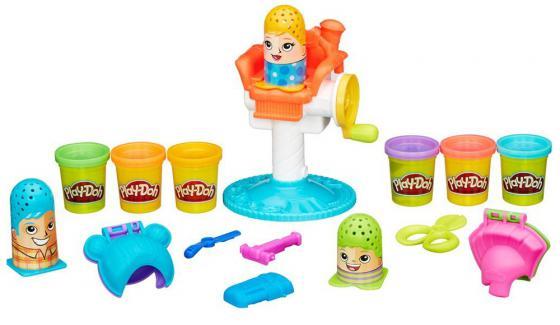 Набор для творчества HASBRO Сумасшедшие прически 6 цветов B1155 игрушка hasbro play doh сумасшедшие прически b1155