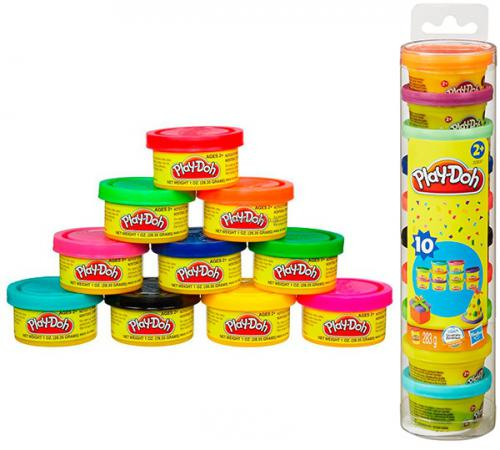купить Набор для творчества Hasbro Play-Doh Для Праздника в тубусе 103