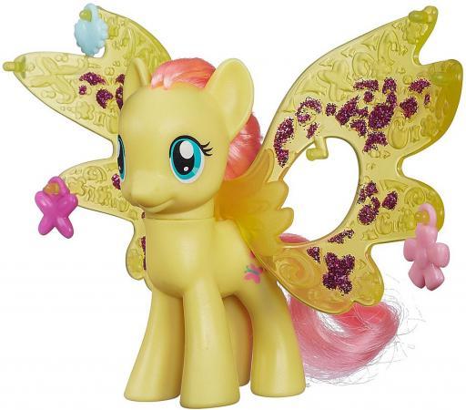 Игровой набор Hasbro My Little Pony Пони Делюкс с волшебными крыльями в ассортименте B0358 оружие игрушечное hasbro hasbro бластер nerf n strike mega rotofury