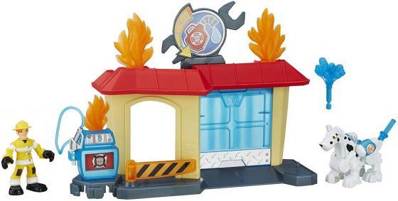 Игровой набор Hasbro Transformers Спасатели B4963