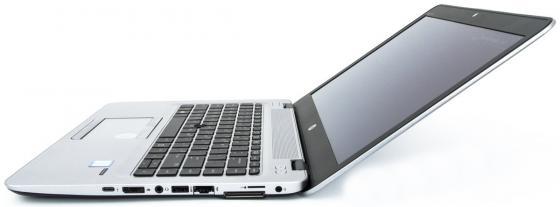 """Ноутбук HP EliteBook 840 G3 14"""" 1920x1080 Intel Core i7-6500U 500 Gb 4Gb 4G LTE Intel HD Graphics 520 серебристый Windows 7 Professional + Windows 10 Professional V1B64EA"""
