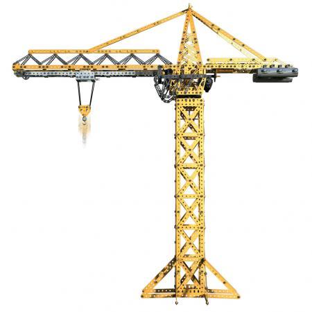 Конструктор Meccano Строительный кран 1741 элемент 778988112731 стоимость