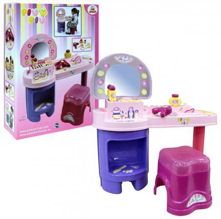 Игровой набор Полесье Салон красоты PIU PIU №1 8 предметов 42514