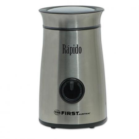 Кофемолка First 5485-3 150 Вт стальной кофемолка first fa 5485 1 bw